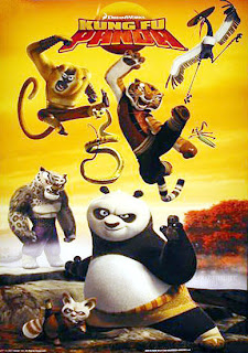 Kung Fu Panda - Kung fu gấu trúc (2008)