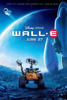 Wall E - Robo biết yêu (2008)