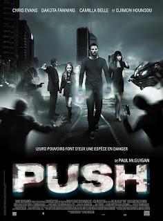 Push - Siêu năng lực (2009)