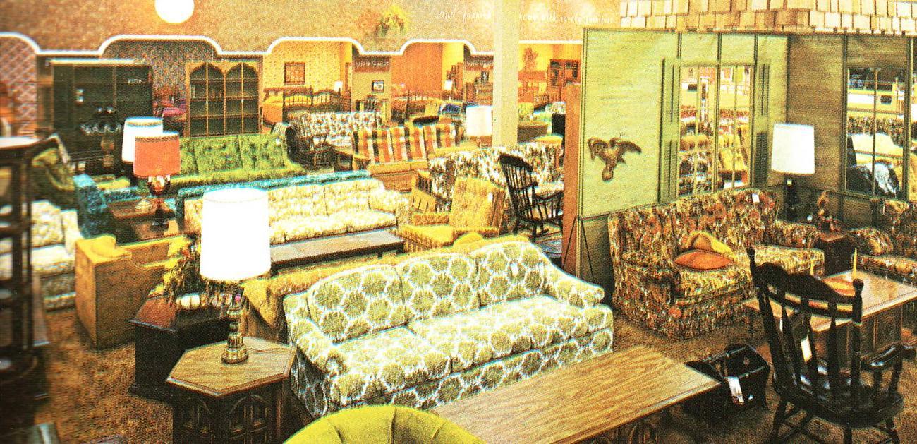 Pleasant Family Shopping September 2010