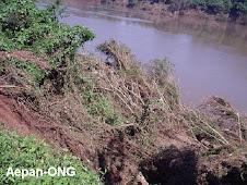 Rio Taquari - Assoreamento