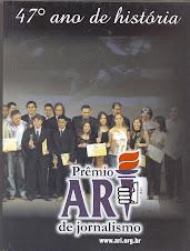 Antônio Carlos Porto - 47º Prêmio ARI de Jornalismo