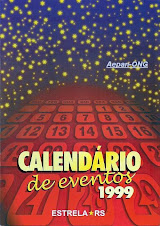Estrela-RS - Calendário de Eventos 1999