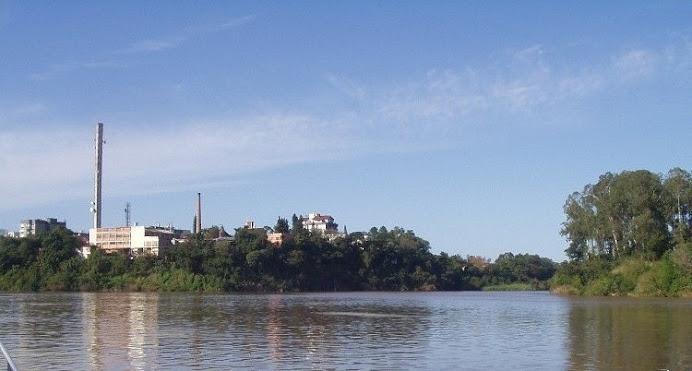 Rio Taquari - Estela-RS