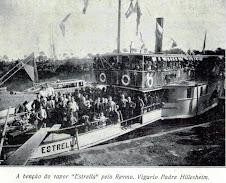 Rio Taquari - Porto Antigo de Estrela-RS