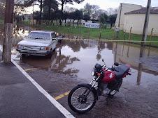 Enchente Rio Taquari  2009 - mês setembro - cheia b