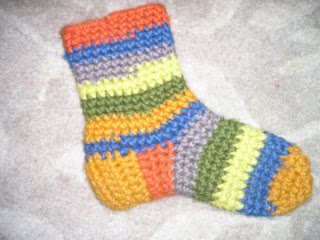 Free Crochet Sock and Slipper Patterns | AllFreeCrochet.com