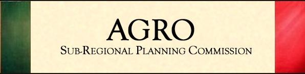 AGRO Sub-Regional Planning Commission
