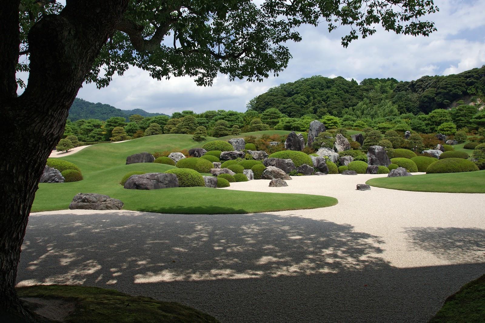 Paisajismo pueblos y jardines jardin japones del museo for Paisajismo jardines