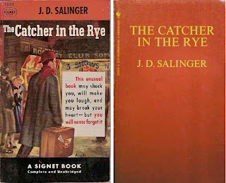 an analysis of the main character in jd salingers novel the catcher in the rye Discussion of the writing style of the catcher in the rye by jd salinger homework online study guides this admission of the difficulties of writing only adds to the realism of the novel character analysis holden caulfield phoebe, mr antolini, db caulfield themes symbols.