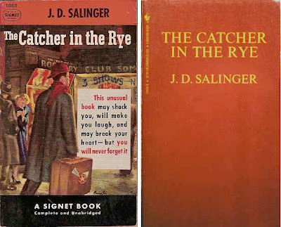 catcher in the rye religion
