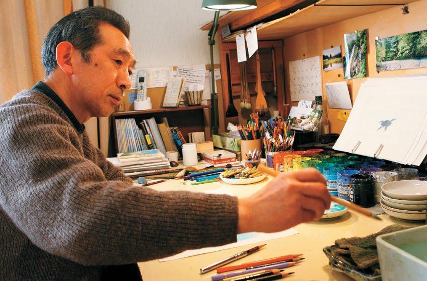 Kazuo Oga Oga_kazuo_umigame_1b