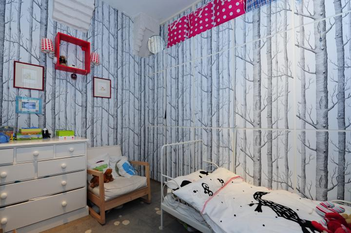the boo and the boy cole son 39 s woods wallpaper in kids