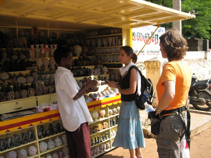 Mahabalipuram - Verhandlungszeit
