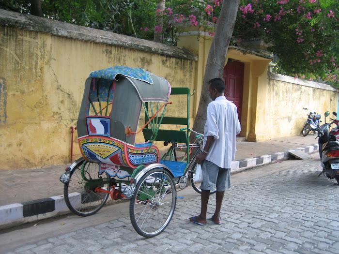 Cycle Rikshaw ...