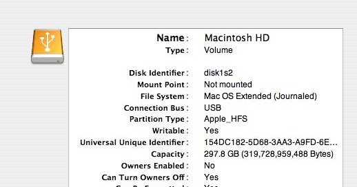 Reverse Midas Touch Apple Hfs Filesystem Recovery Or Lack Of