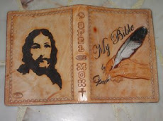 Bible Cover.