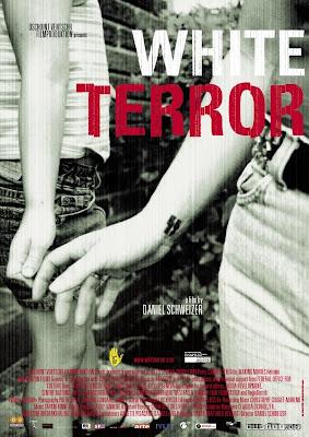 White terror affiche