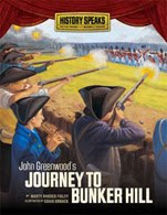 John Greenwood&#39;s Journey to Bunker Hill is out now!