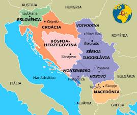 A Iugoslávia Atual