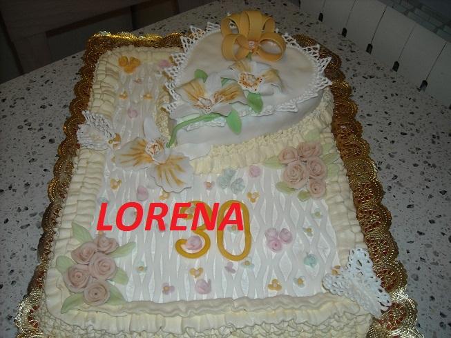 Favoloso LE TORTE DI LORENA .E NON SOLO!!!!!: I NOSTRI PRIMI 30 ANNI DI  WJ81
