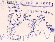 Tarsila, 5 anos