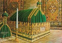 Makam Rasulullah SAW