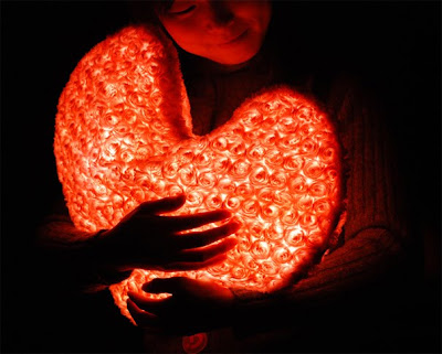 corazon iluminado