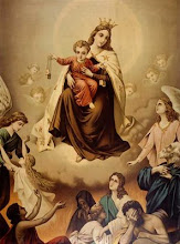 Wear the Scapular of Our Lady of Mount Carmel!