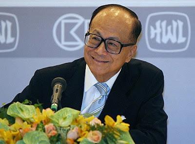 Li Ka Shing