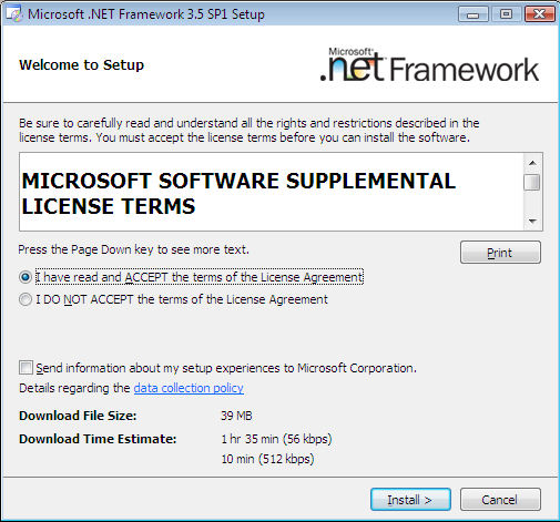 .net dating software