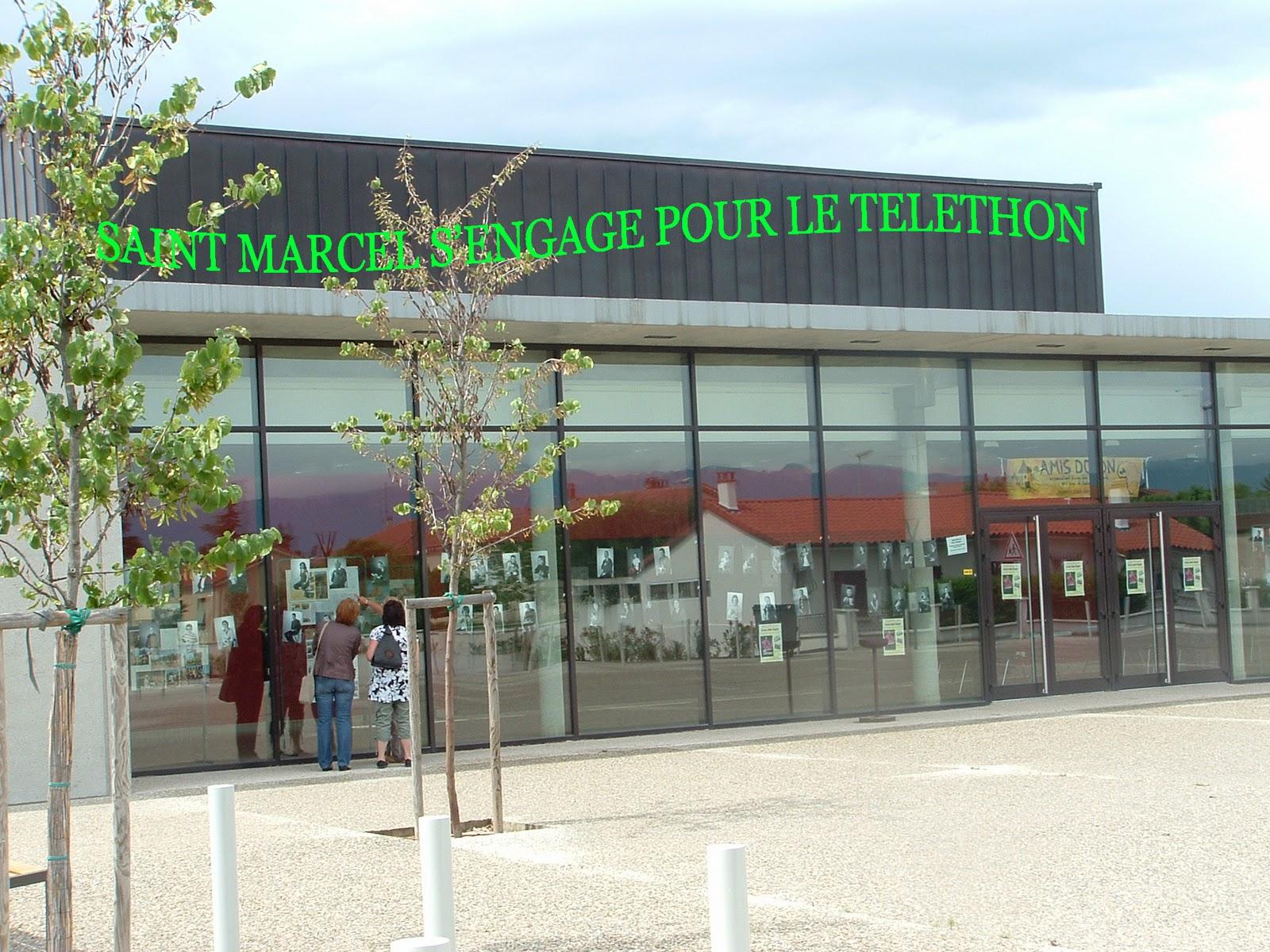 Bientot le telethon a saint marcel le blog de st marcel l s valence saint marcel - Castorama saint marcel les valence ...