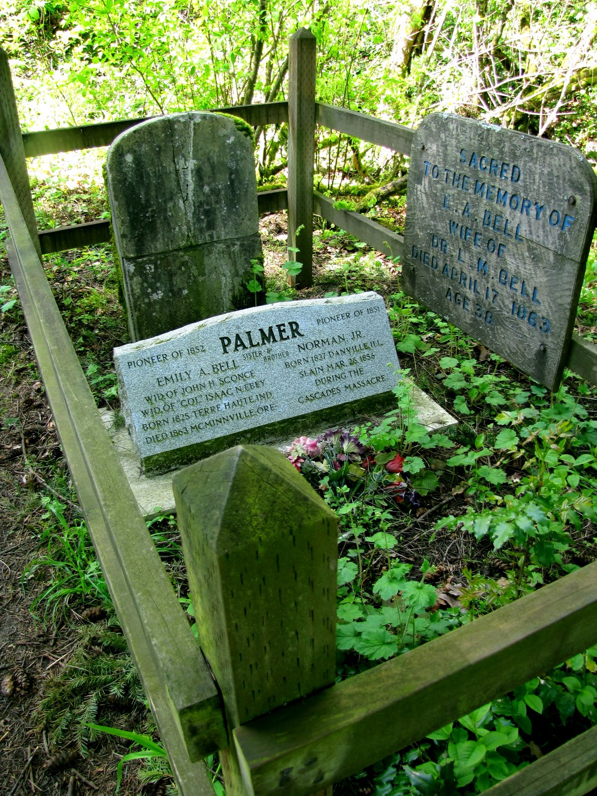 [palmer:bell+grave+site]