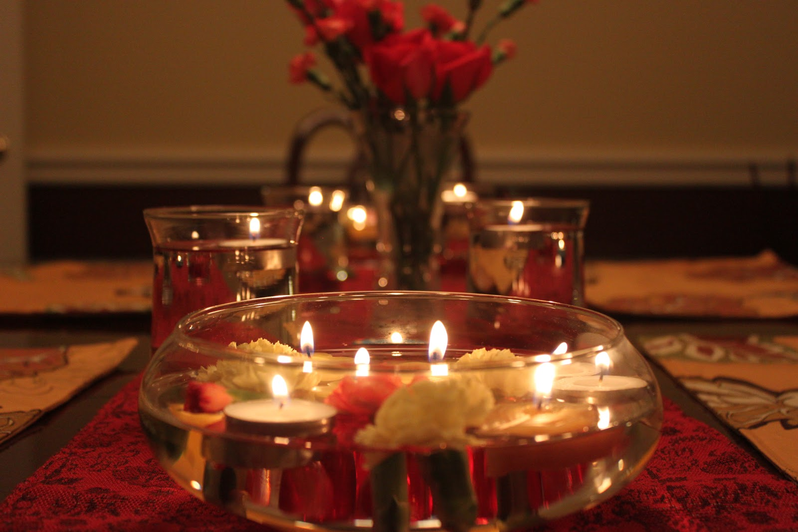 ideas for a romantic evening at home for her remarkable home