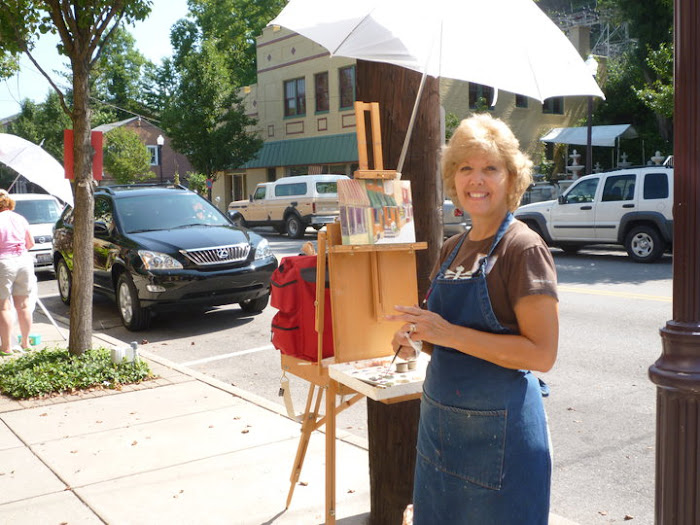 Plein Air Painting  2010