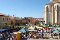 mercado tradicional plaza
