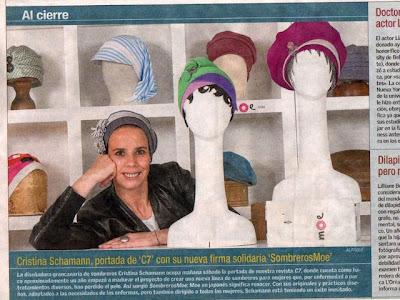 CristinaSchamann Sombrerosmoe.com