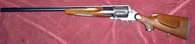 shotgun revolver