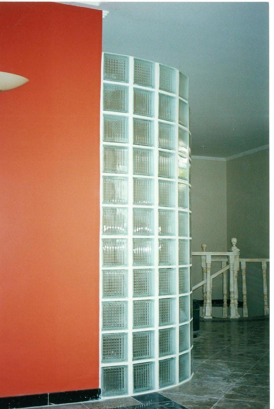Estúdio Via Interiores: Soluções / tijolo de vidro #A43D27 1073 1600