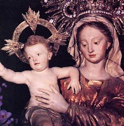 La Virgen de las Maravillas; Patrona de Cehegín