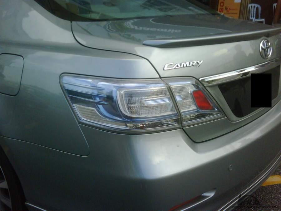 kean leong motorsport sunway toyota camry 2006 2009 hybrid tail lamp. Black Bedroom Furniture Sets. Home Design Ideas