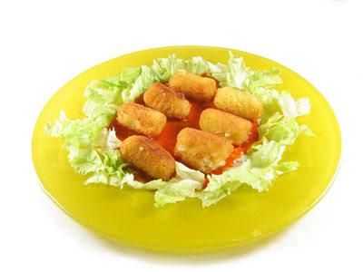 Curry de Huevos y Gambas