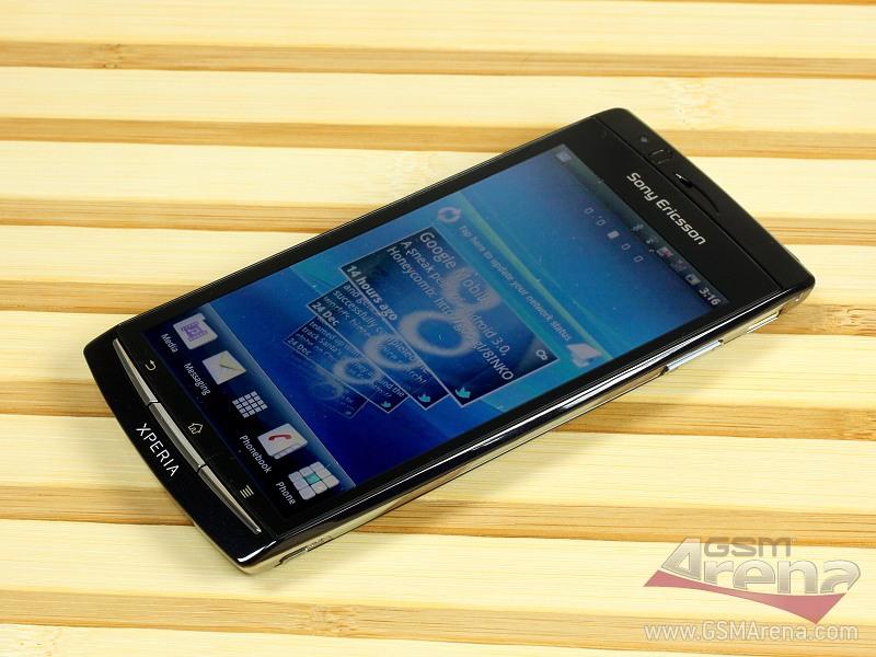 Инструкция Для Sony Ericsson Xperia Arc S
