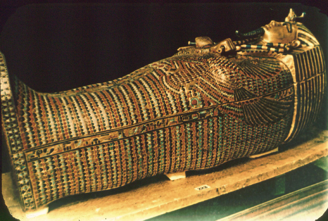 Egyptian Pharaohs Coffins