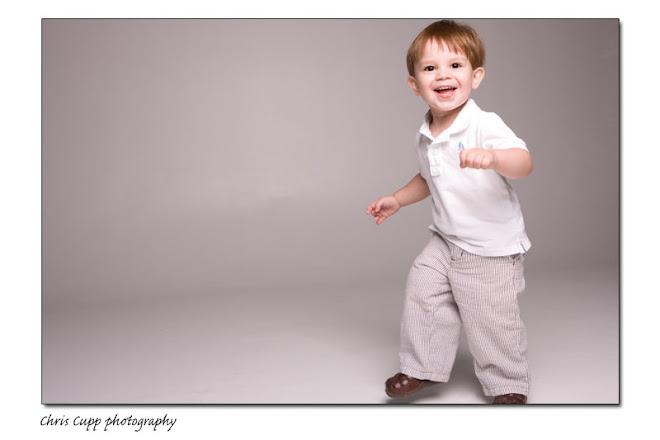Mason dancing