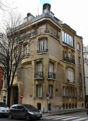 De l 39 art en branches de l 39 art nouveau l 39 art deco 3 a for Super hotel paris
