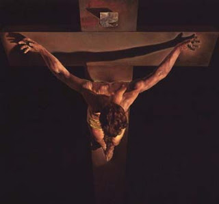 crucifixion2 What a tough labor taught me about Tupac, suffering and offering it up