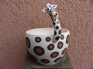Girafa Étnica
