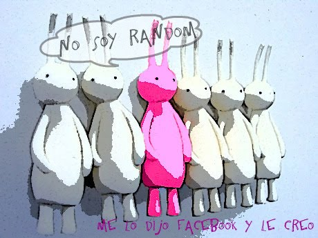 NO SOY RANDOM