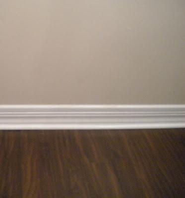 Quarter round moulding for Hardwood floors quarter round